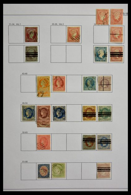 Stamp collection 28857 Spain 1850-1994.