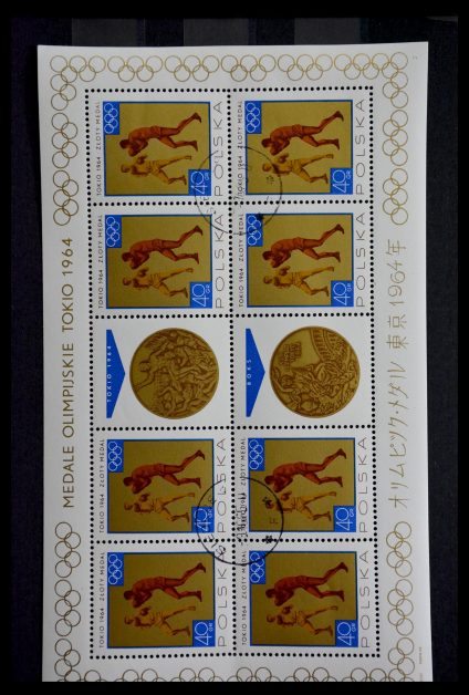 Stamp collection 28986 Souvenir sheets Western Europe.