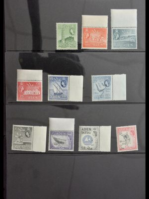 Stamp collection 28995 British Commonwealth.