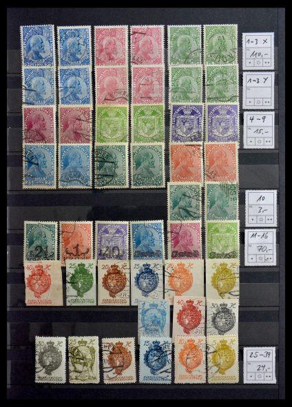 Stamp collection 29161 Liechtenstein 1912-2012.