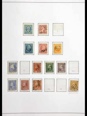 Stamp collection 29181 Netherlands 1852-1995.