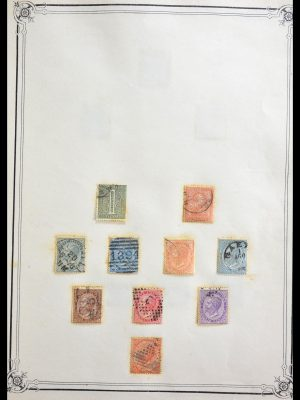 Stamp collection 29210 Europe ca. 1880-1940.