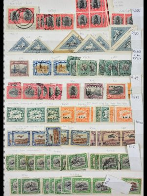 Stamp collection 29253 South West Africa 1897-1983.