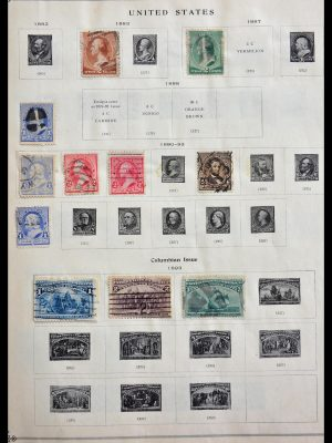 Stamp collection 29294 All world 1860-1960.