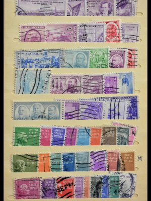 Stamp collection 29296 All world 1880-1990.
