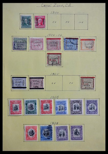 Stamp collection 29298 All world sortinglot 1850-1950.
