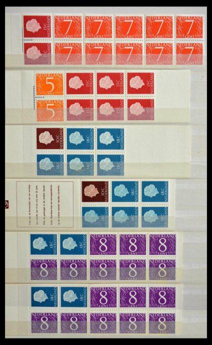 Stamp collection 29387 Netherlands stamp booklets 1964-2014.