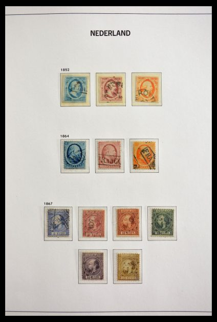 Stamp collection 29388 Netherlands 1852-2006.