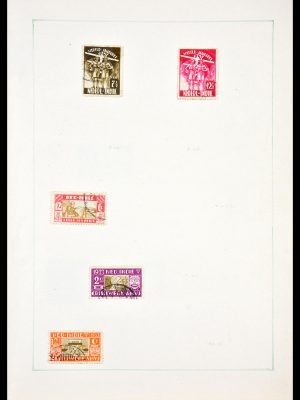 Stamp collection 29537 Indonesia 1949-1965.
