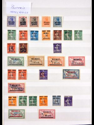 Stamp collection 29628 Germany.