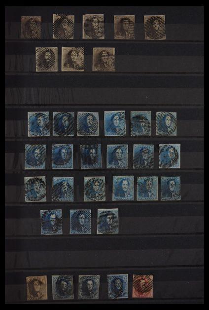Stamp collection 29699 Belgium 1849-1953.
