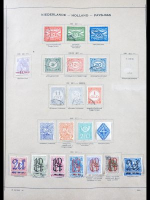 Stamp collection 29799 Netherlands 1921-1964.