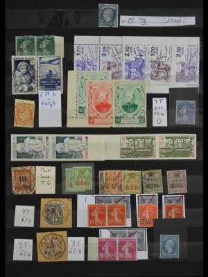 Stamp collection 29889 France/British Commonwealth 1860-1957.