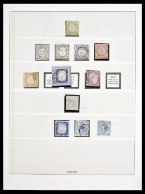 Stamp collection 30092 Italy 1862-1955.
