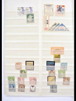 Stamp collection 30120 Switzerland 1850-1968.