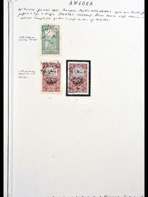 Stamp collection 30211 European countries 1860-1920.
