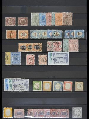 Stamp collection 30213 Western Europe better issues 1870-1952.