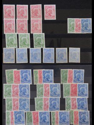 Stamp collection 30232 Liechtenstein better issues 1912-1955.