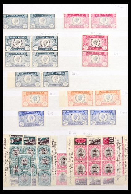 Stamp collection 30261 South Africa 1926-1994.