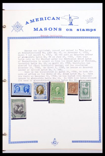 Stamp collection 30339 All world thematics 1920-2010.