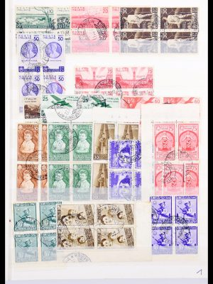 Stamp collection 30490 Italy and Italian territories & colonies 1870-1970.