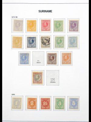 Stamp collection 30513 Surinam 1873-1975.
