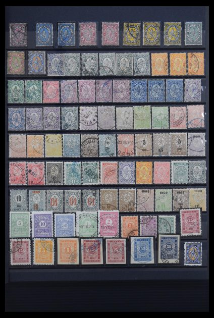 Stamp collection 30522 Bulgaria 1879-1989.