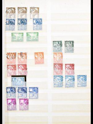 Stamp collection 30525 German Reich 1933-1945.