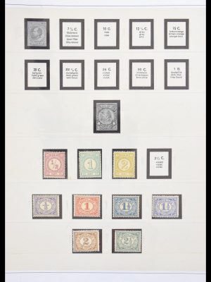 Stamp collection 30556 Netherlands 1876-1949.