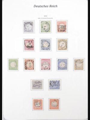 Stamp collection 30561 German Reich 1872-1945.