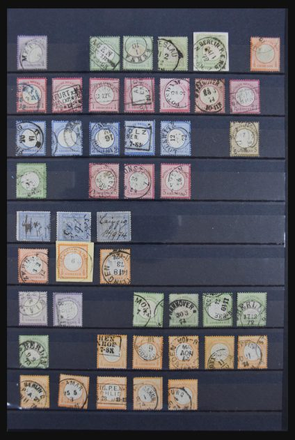 Stamp collection 30562 German Reich 1872-1945.