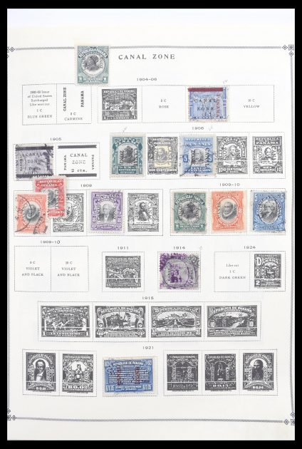 Stamp collection 30624 USA possessions 1859-2000.
