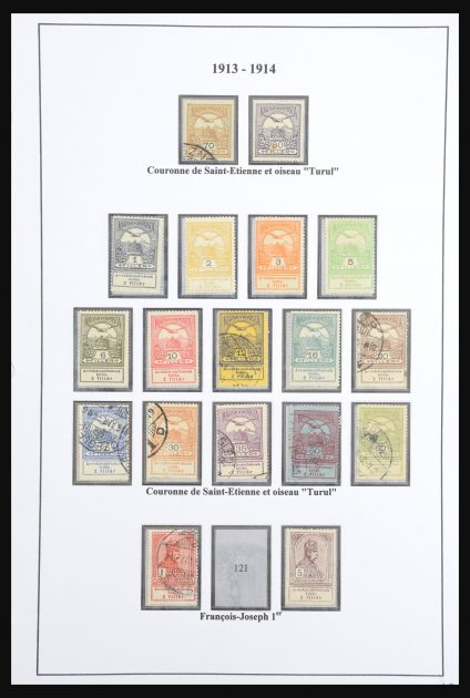 Stamp collection 30646 Hungary 1913-1993.