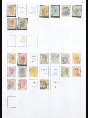 Stamp collection 30651 Hong Kong 1862-2009.
