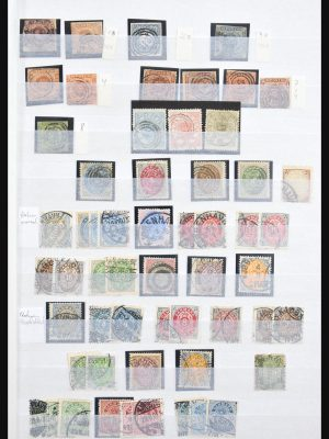 Stamp collection 30672 Scandinavia 1851-1950.