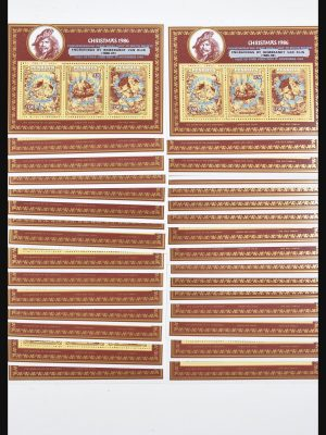 Stamp collection 30742 British Commonwealth 1986-1992.
