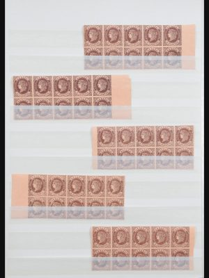 Stamp collection 30916 Spain 1862.