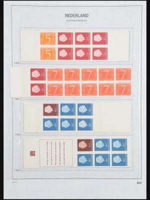 Stamp collection 30935 Netherlands stamp booklets 1964-2000.