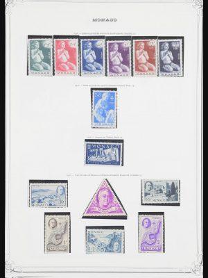 Stamp collection 30968 Monaco 1901-1990.