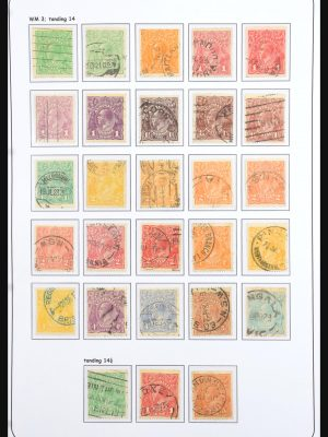 Stamp collection 30982 Australia 1913-2014.
