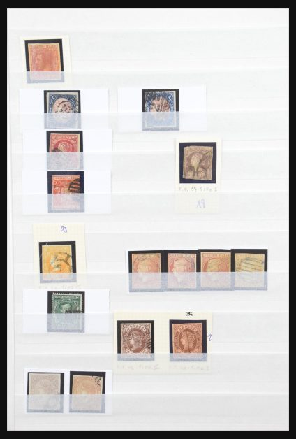 Stamp collection 30987 Spain 1850-ca. 1940.