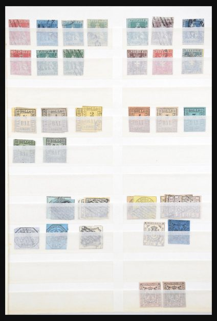Stamp collection 30995 Italy and colonies 1851-1984.