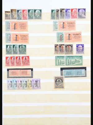 Stamp collection 31057 Italy and territories 1890-1955.