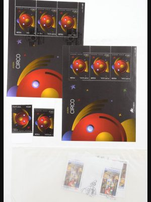 Stamp collection 31083 Western Europ new issues 1991-2006.