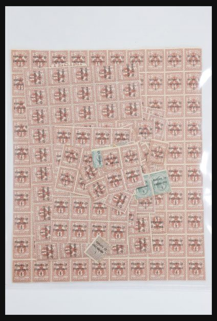Stamp collection 31129 Italian territories 1900-1945.