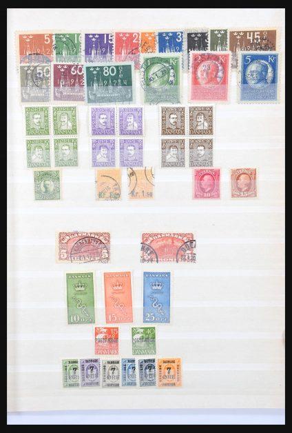 Stamp collection 31196 Scandinavia 1860-1935.