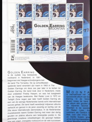 Stamp collection 31226 Netherlands popalbums 1961-2011.