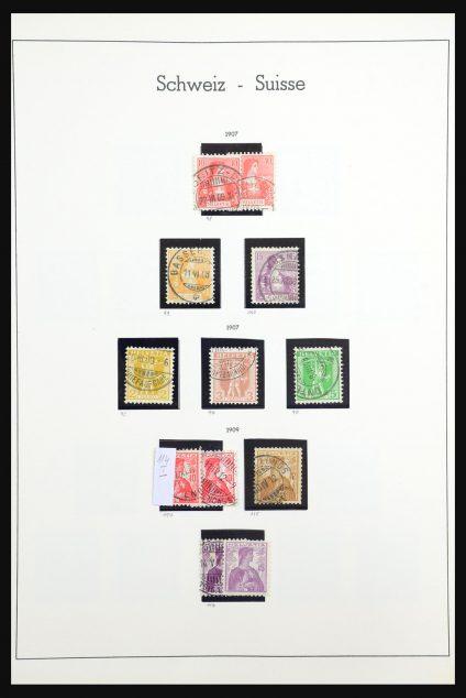 Stamp collection 31239 Switzerland 1907-2004.