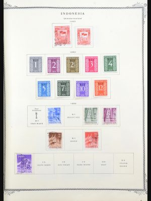 Stamp collection 31297 All world exciting sortinglot from classics to recent.