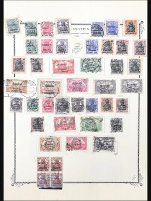 Stamp collection 31300 Germany supercollection 1849-1990.